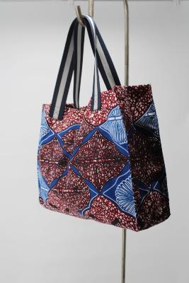 Tote Bag en Wax #5