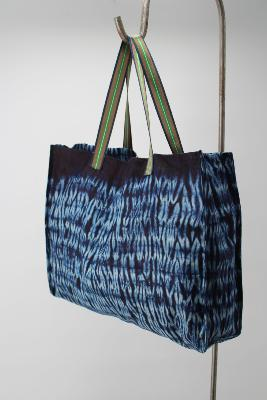 Tote Bag en Wax #2
