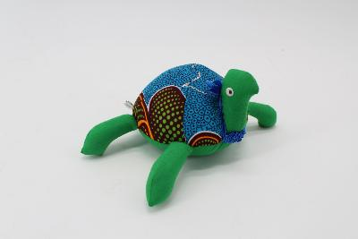 DoudouTortue en wax #5