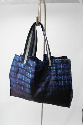 Tote Bag en Wax #1